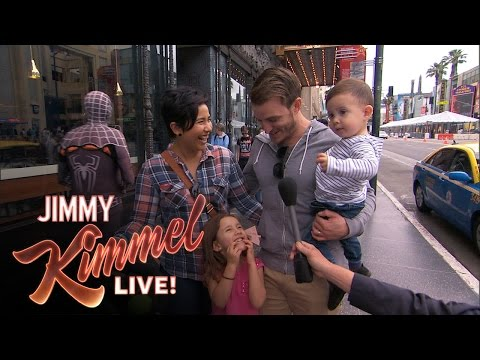 Kimmel Asks Kids Who Do You Love More Mom or Dad