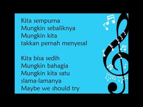 The Overtunes - Mungkin (Lirik)