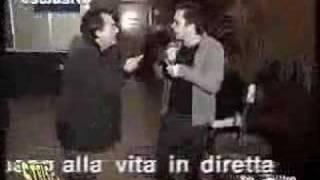 Intervista albano