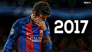 Neymar ● Invisible - Alan Walker - Fade ● Skills & Goals 2017 | HD