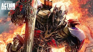 Transformers: The Last Knight | Action-packed Character Trailer