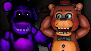 TOY FREDDY PLAYS: Five Nights Before Freddy's    SHADOW FREDDY LURKS IN THE DARKNESS!!!