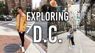 Exploring D.C. | Travel With Me
