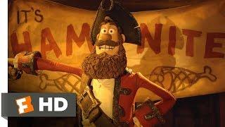The Pirates! Band of Misfits (1/10) Movie CLIP - Ham Nite! (2012) HD