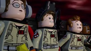 LEGO Dimensions: Ghostbusters Trailer