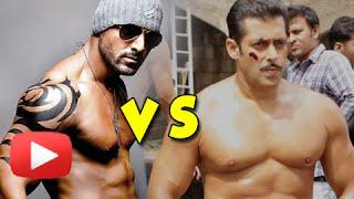 OMG! Salman Khan PUNCHES John Abraham ! | GAMA Pehelwan Biopic