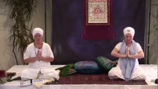 Kriya for Detoxification with Sat Kaur Khalsa and Sat Dharam Kaur N.D.
