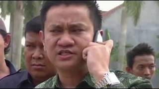 Saat Sidak , Ketua DPRD Depok , Nyaris