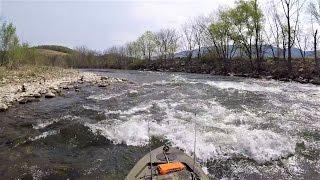 KAYAK Fishing - Potomac River