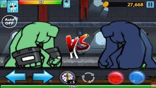 Hulk VS Hulk | AngerOfStick4 Android Gameplay HD