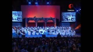 فرقة الرشيدية - حفل قرطاج 2007