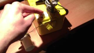 How to Make a Homemade Geiger Counter Speaker for CDV-700 Radiological Survey meter