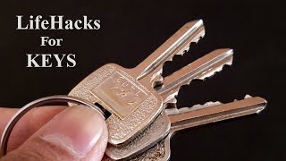 3 Awesome Ideas for Keys | LifeHacks