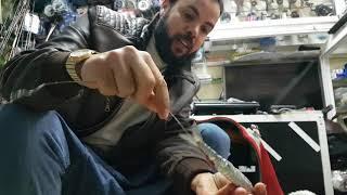 قناة الرايس رشيد حمامة مع فيديو تعليمي جديد لصيد السلوريات 18/01/2018