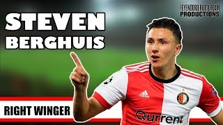 ᴴᴰ ➤ STEVEN BERGHUIS || Best moments of Steven Berghuis 2017/2018 ● [PART 3]