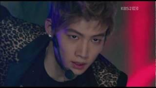 JB and Jin Yoo-Jin Stage Performance DHigh Episode 5 cut