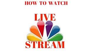 NBC stream LIVE FREE streaming America