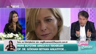 Op. Dr. Gökhan Beyhan - Beyaz TV Sağlık Zamanı 11.06.2017