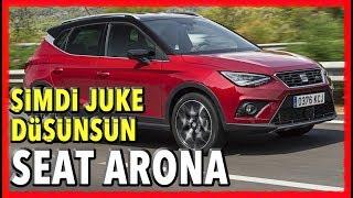 Seat Arona 2017 - 2018 haber ve ilk tanıtım videosu