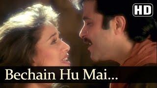 Bechain Hoon Main - Madhuri Dixit - Anil Kapoor - Rajkumar - Hindi Song