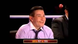 El Rey Del Show - Cap. 3 -  El Lagarto Murdok y Alvaro Vallejo