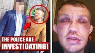 McGregor accused of NEW assault in Dublin, Jason Knight praises Artem Lobov, Conor-Khabib feud