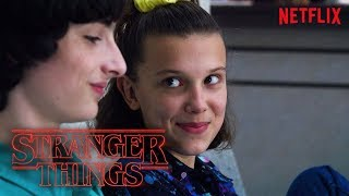 Eleven & Mike's Cutest Moments   Stranger Things   SPOILERS S3
