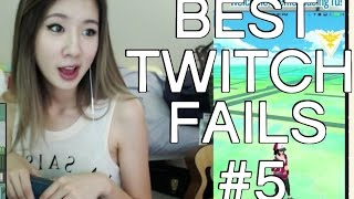 She forgot her vibrator?! - #5 Top 10 Livestream Twitch Fail and Win compilation July 2016