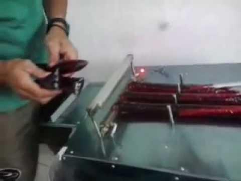 maquina seladora para geladinho e cremosinho V 16