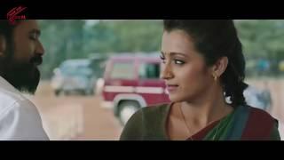 Dharma Yogi Movie Anupama Romantic Trailer | Dhanush ,Trisha ,Anupama