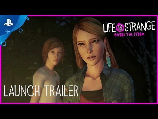 Life is Strange: Before the Storm - Gamescom Launch Trailer | PS4