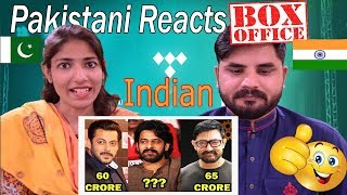 Pakistani Reacts To | Top 10 Highest Paid Indian Film Actors 2017