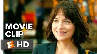 How to Be Single Movie CLIP - Business Cards (2016) - Dakota Johnson, Damon Wayans Jr. Movie HD