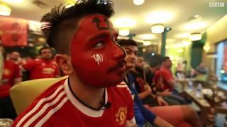 تشجيع مانشستر يونايتد يساعد العراقيين على تحمل واقعهم الصعب