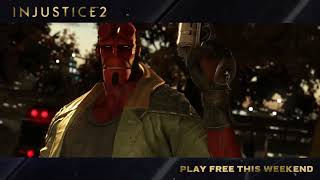 Injustice 2 - Free Trial Trailer (April 12 - 15)