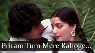 Pritam Tum Mere Rahoge - Mithun - Yogita Bali - Beshaque - Bollywood Songs