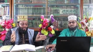 নবী রাসূল/ওলীগণের ব্যবহৃত জিনিস ব্যবহার করা কি শিরক ? Mufty Wadud Siddiqi. Islamic bangla waz.