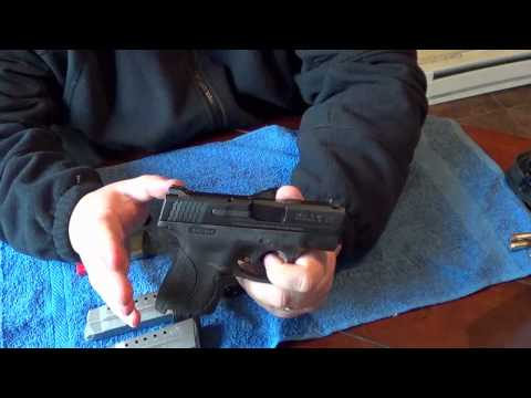 S&W M&P Shield 9mm vs S&W Bodyguard 380: Size & Feature Comparison