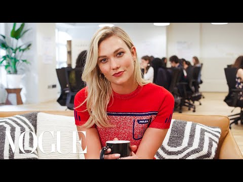 Xxx Mp4 73 Questions With Karlie Kloss Ft Casey Neistat Amp Ashley Graham Vogue 3gp Sex