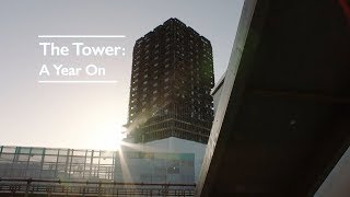 Grenfell Tower: A Year On | Trailer | Available Now