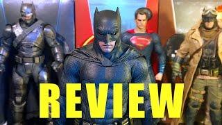 HOT TOYS BvS BATMAN REVIEW