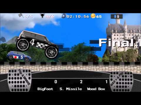 Hill Racing World Trailer Android