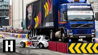 Mad Mike invites us to Redbull Drift Shifters UK! Pinball for Racecars!