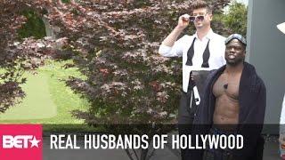 Kevin Hart Calls The Shots | Real Husbands of Hollywood