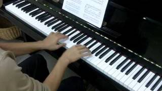 John Thompson's Easiest Piano Course Part 2 No.28 The Giant Steps (P.37)
