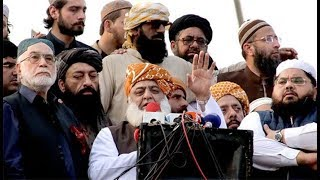 Maulana Fazl-ur-Rehman Full Speech Today | Azadi March Plan B