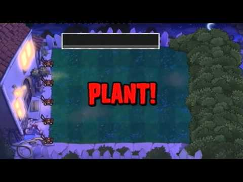 Plants VS Zombies PS3 A Bunch of Mini Games Part 3