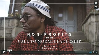 Nonprofits and the Call to Moral Leadership