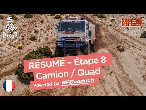 Xxx Mp4 Résumé Camion Quad SxS Étape 8 Uyuni Tupiza Dakar 2018 3gp Sex