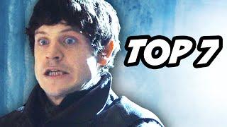 Game Of Thrones Season 5 Episode 5 - TOP 7 WTF